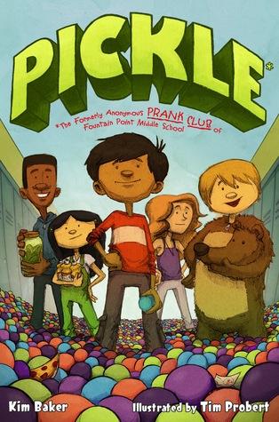 Pickle: The (Formerly) Anonymous Prank Club de la escuela secundaria Fountain Pointe