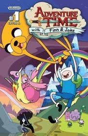 Tiempo de aventura con Finn y Jake