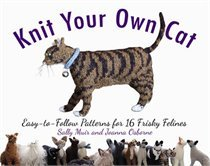 Tejer tu propio gato: Patrones fáciles de seguir para 16 Frisky Felines