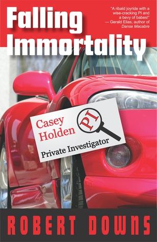 La caída de la inmortalidad: Casey Holden, Investigador privado