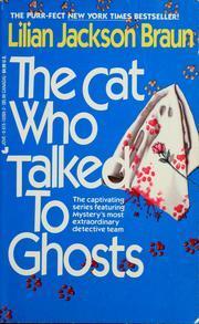 El gato que habló con los fantasmas