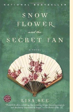 Flor de la nieve y el ventilador secreto