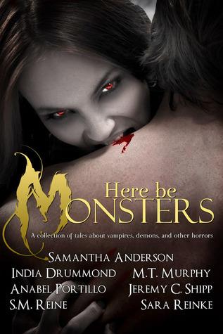 Here Be Monsters: Una antología de cuentos de monstruos