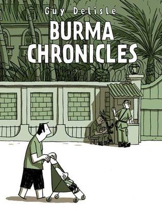 Crónicas de Birmania