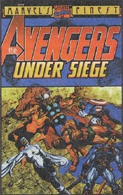 Vengadores: bajo asedio
