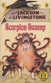 Pantano de escorpión
