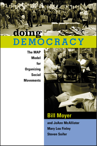 Hacer la democracia: El modelo MAP para organizar los movimientos sociales