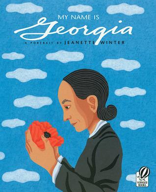 Mi nombre es Georgia: un retrato de Jeanette Winter