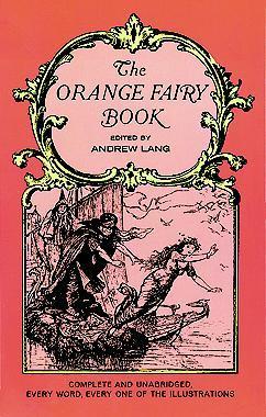 El libro de hadas naranja