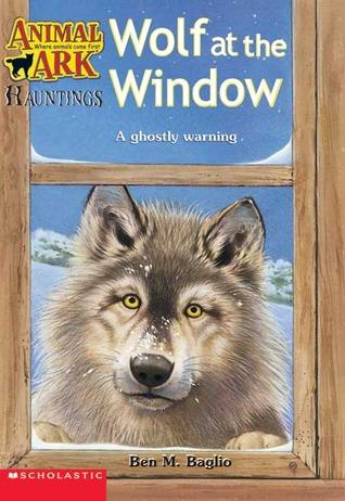 Lobo en la ventana