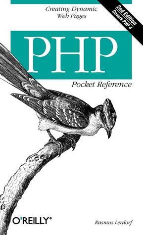 Referencia de bolsillo de PHP