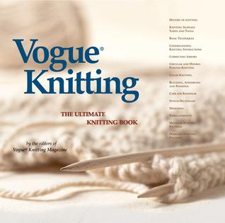 Vogue Knitting: El último libro de tejer