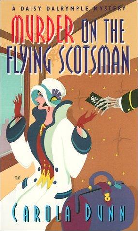 Asesinato en el Scotsman que vuela