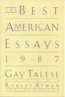 Los mejores ensayos americanos 1987