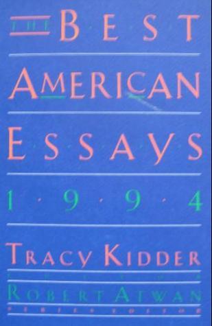 Los mejores ensayos americanos 1994