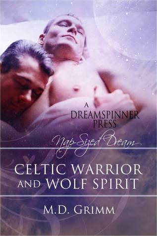 Guerrero celta y espíritu del lobo
