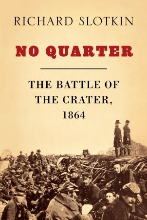 No Quarter: La batalla del cráter, 1864