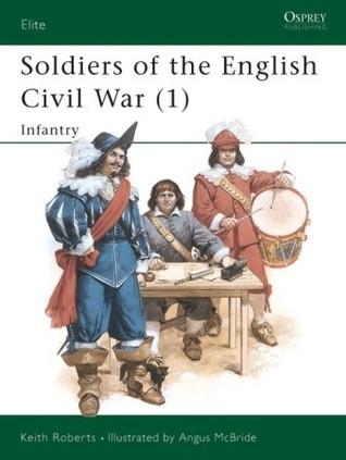 Soldados de la Guerra Civil Inglesa (1): Infantería