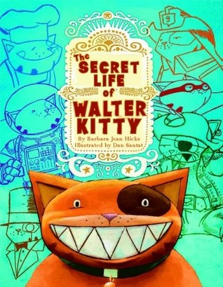 La vida secreta de Walter Kitty