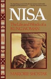 Nisa: La vida y las palabras de una mujer Kung