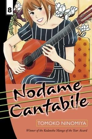 Nodame Cantabile, vol. 8