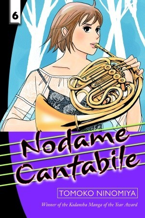 Nodame Cantabile, vol. 6