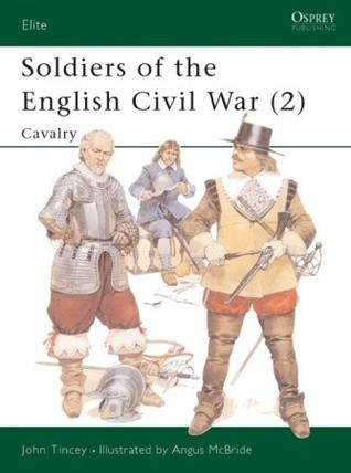 Soldados de la Guerra Civil Inglesa (2): Caballería