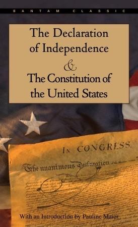 La Declaración de Independencia y la Constitución de los Estados Unidos