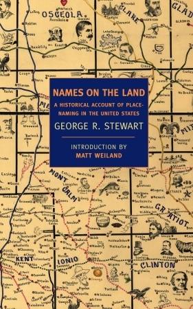 Nombres en la Tierra: Un relato histórico de la denominación de lugar en los Estados Unidos