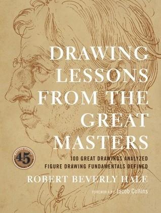 Dibujo Lecciones de los Grandes Maestros: 100 Grandes Dibujos Analizados, Figura Dibujo Fundamentos Definidos