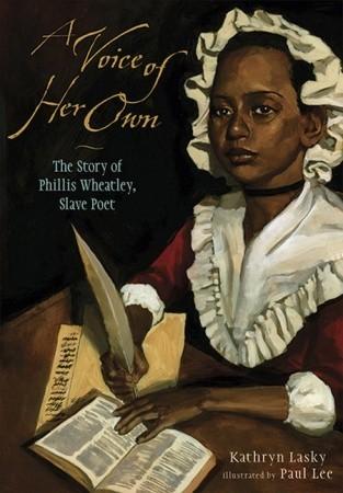 Una voz propia: La historia de Phillis Wheatley, poeta esclavo
