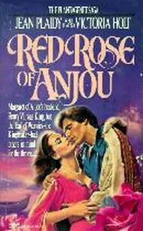 Rosa Roja de Anjou