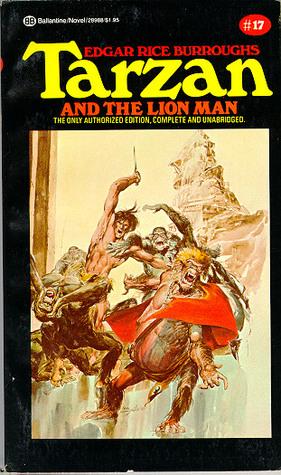 Tarzán y el hombre del león