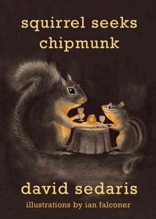 Ardilla busca Chipmunk: Un Bestiario Modest