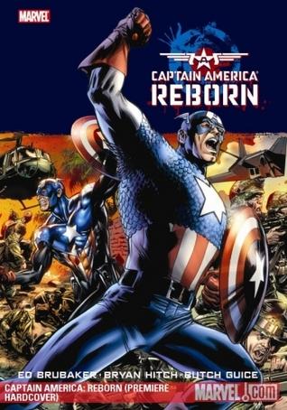 Capitán América: Reborn