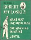 Hacer camino para los patitos, una mañana en Maine, lentejas