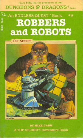 Ladrones y robots