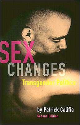 Cambios Sexuales: La Política del Transgenerismo