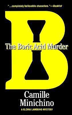 El asesinato de ácido bórico