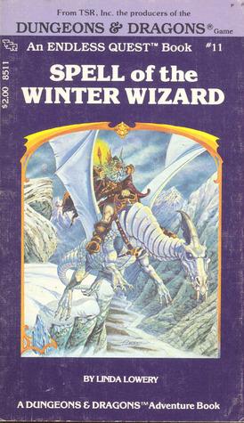 Hechizo del mago de invierno