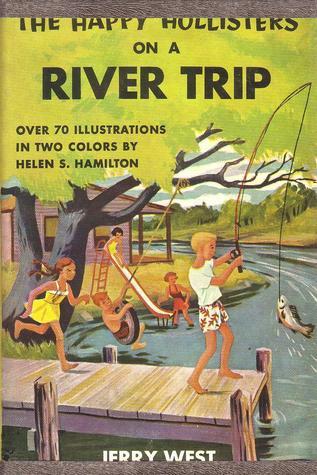 El Happy Hollister en un viaje por el río