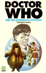 Doctor Who y los abominables muñecos de nieve
