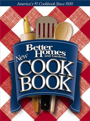 Mejores casas y jardines Nuevo libro de cocina