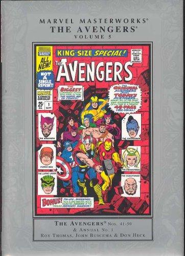 Marvel Masterworks: Los Vengadores, Vol. 5