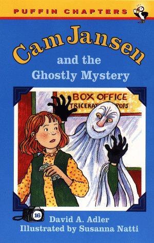 Cam Jansen y el misterio fantasmal