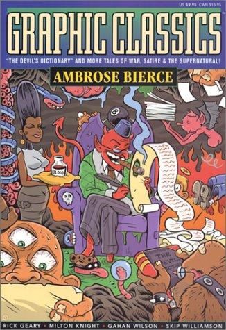 Gráfico Clásico Volumen 6: Ambrose Bierce