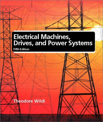 Máquinas Eléctricas, Unidades y Sistemas de Potencia
