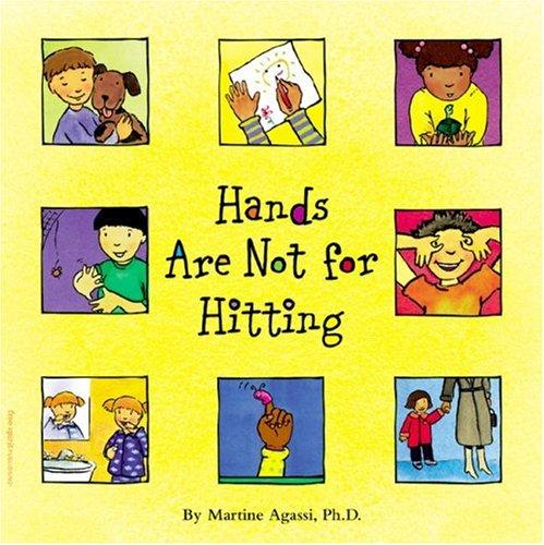 Las manos no son para golpear