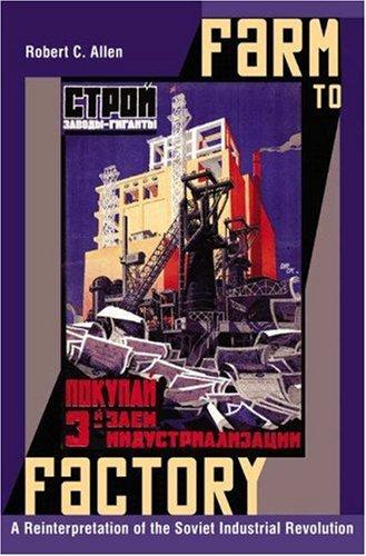 La Granja a la Fábrica: Una Reinterpretación de la Revolución Industrial Soviética