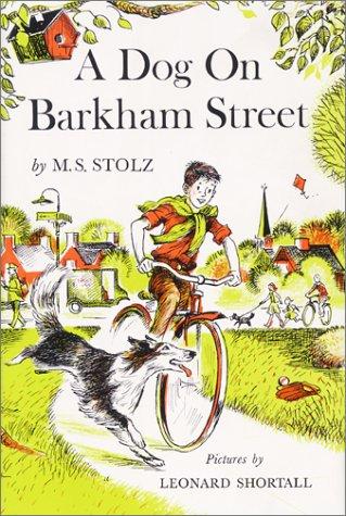 Un perro en la calle Barkham
